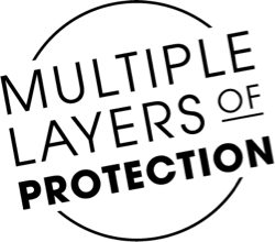 multiple layers of protection